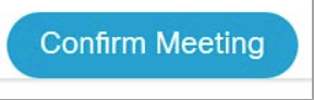 confirm meeting
